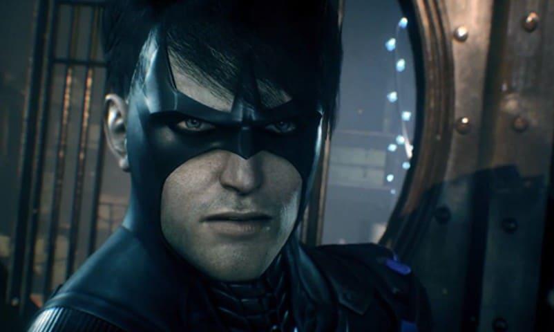 Nightwing in 'Batman: Arkham Knight'? Take My Money Now ...