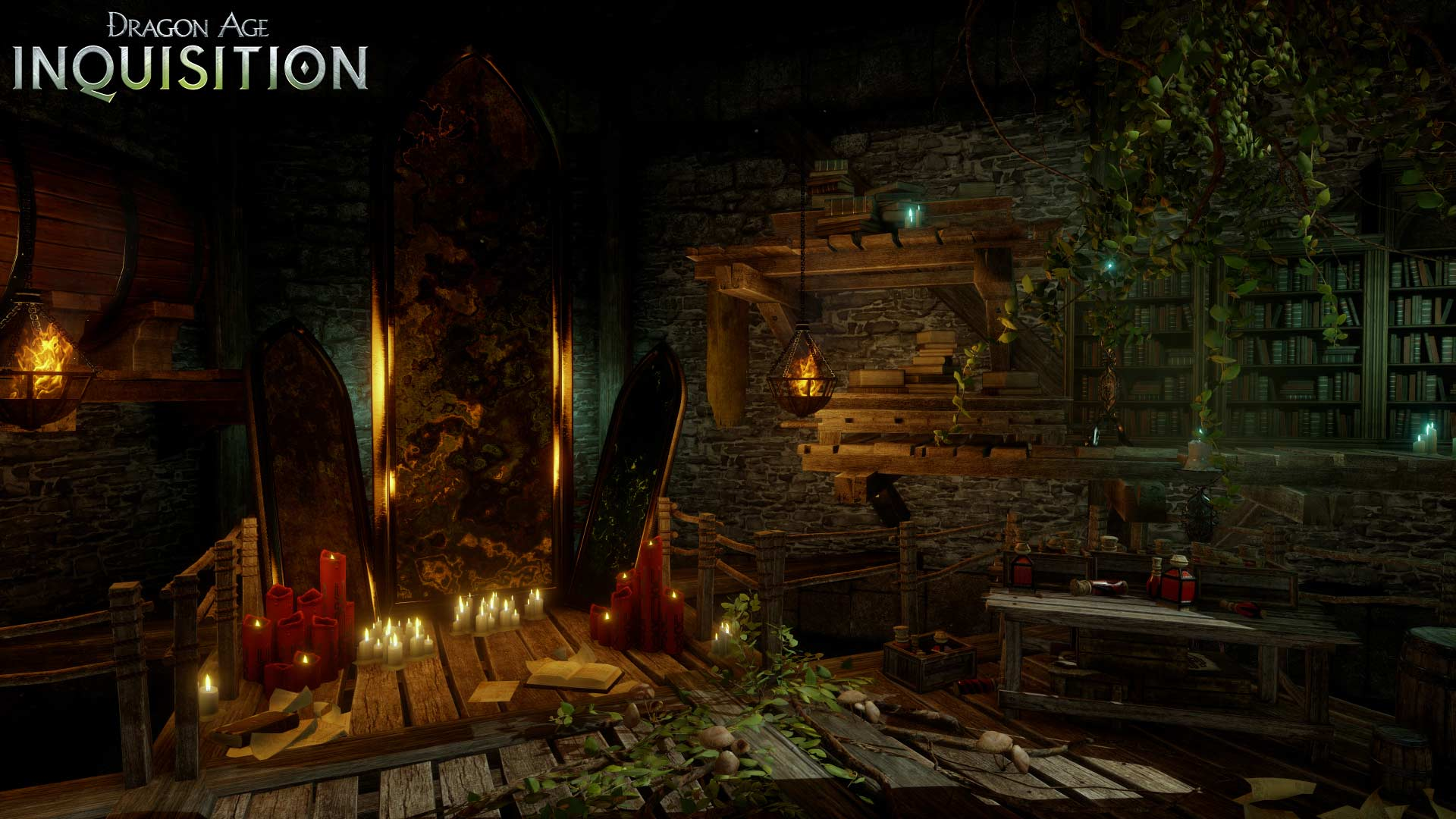 Dragon Age Inquisition Crafting Table