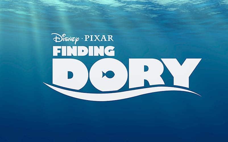 Finding Dory plot