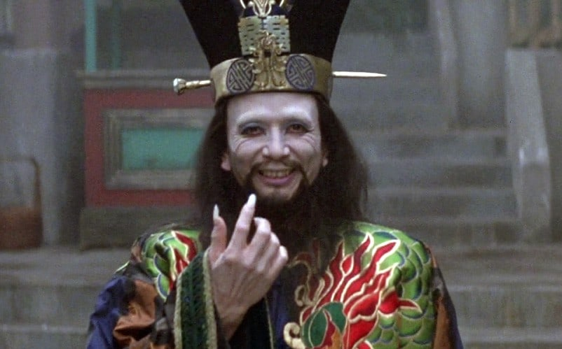 big trouble in little china james hong