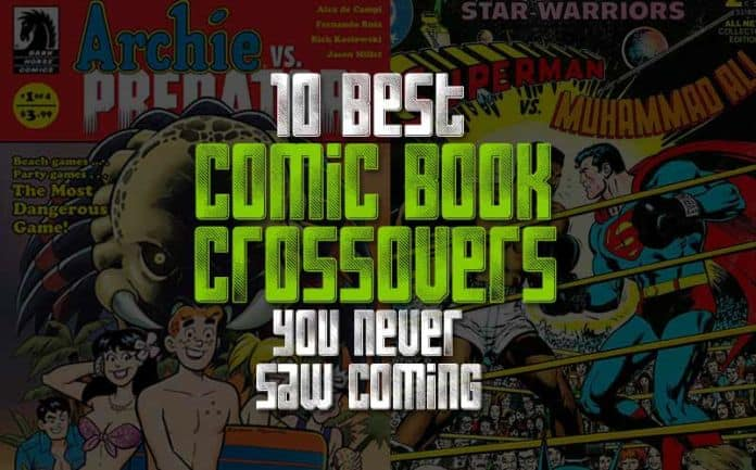 comic book crossovers
