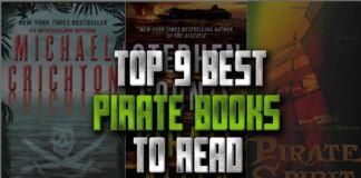 best pirate books