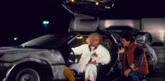 Back to the future remake