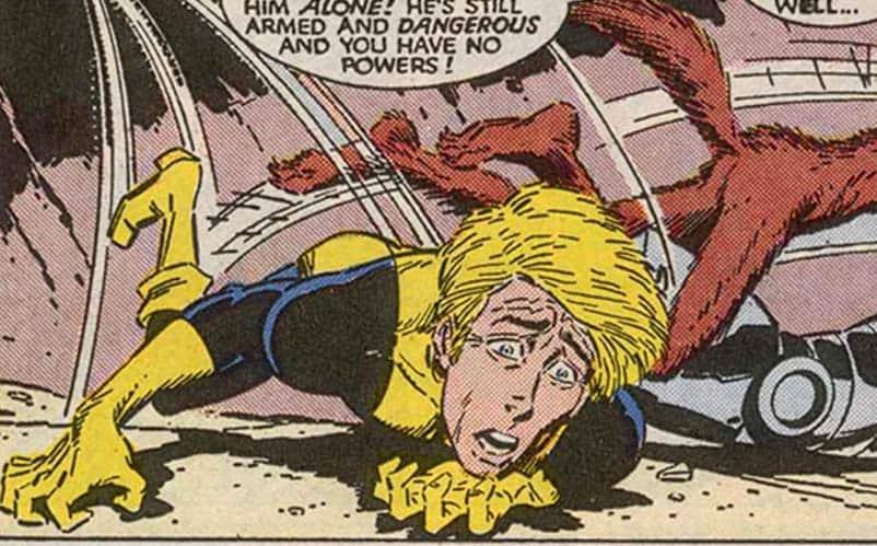 strange super powers