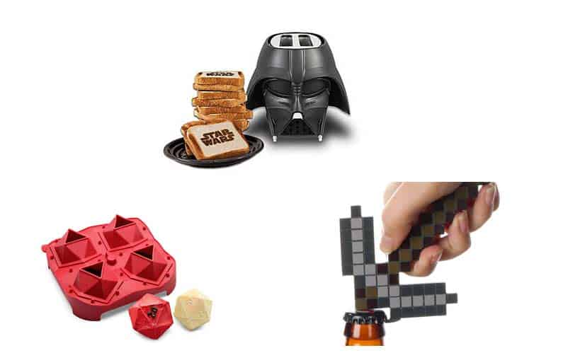 Cool Geek Toys : Awesome nerdy kitchen gifts nerd much