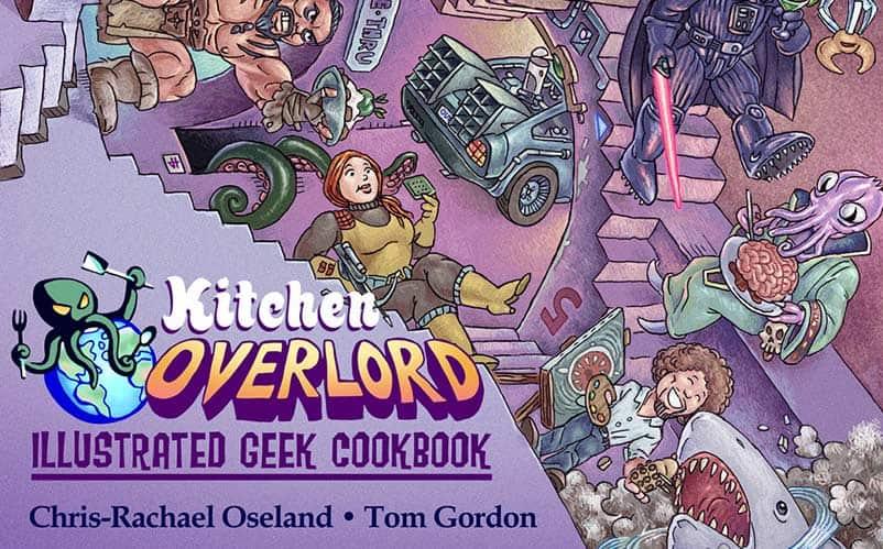 geek recipes