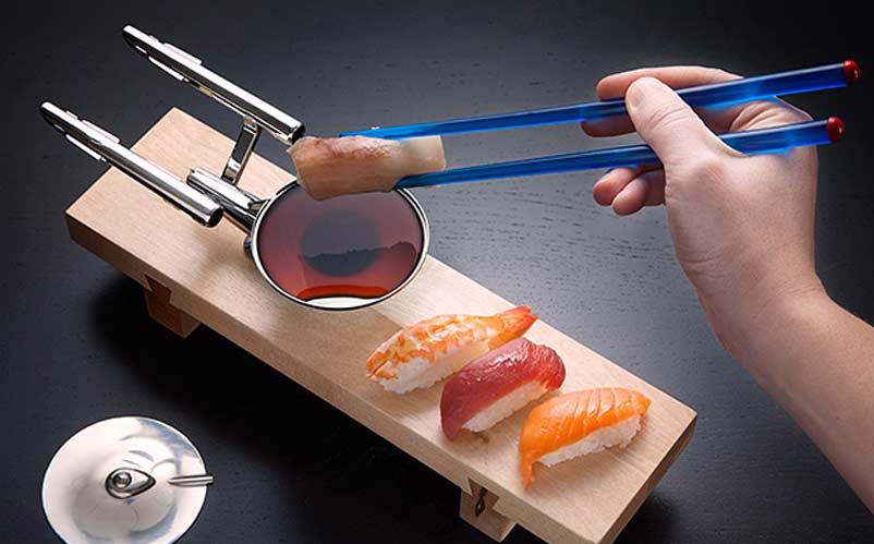 Star Trek Sushi Nerd Much