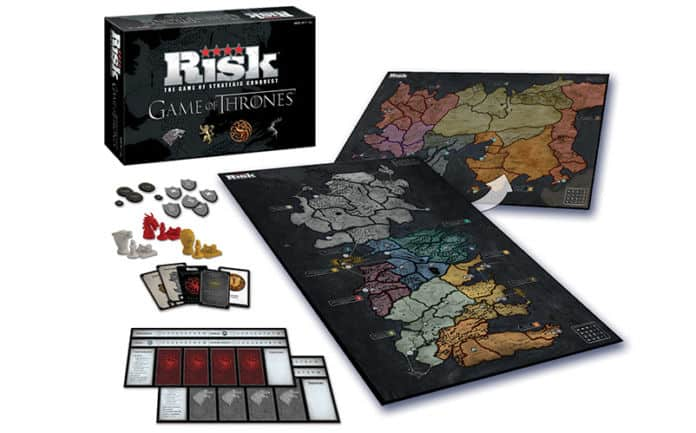 Game of Thrones risk
