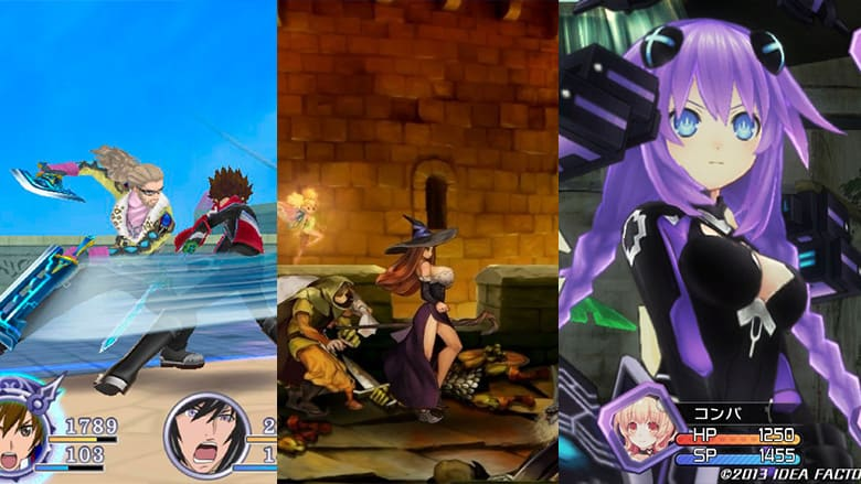 10 Incredible PS Vita Games Best JRPGs Edition Updated