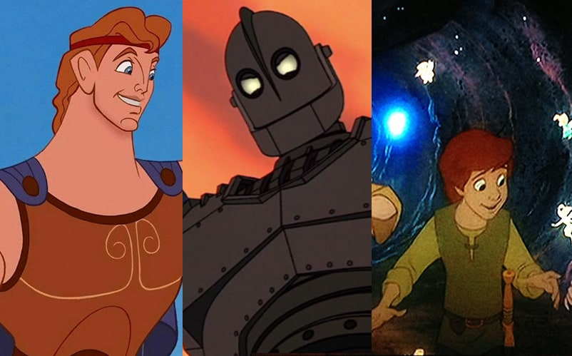 20 Most Underrated Animated Movies of All-Time (2019)