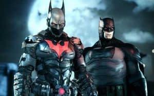 batman beyond game