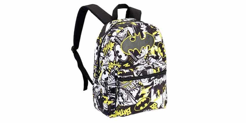 batman comic backpack