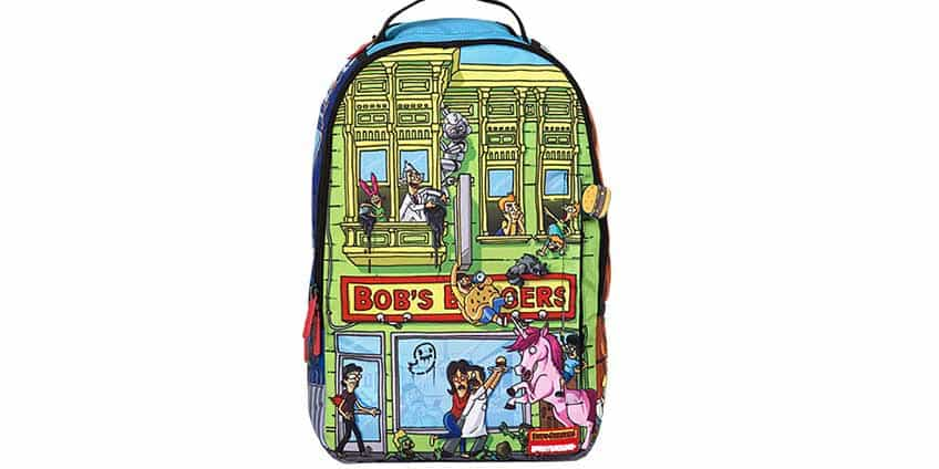bobs burgers backpack