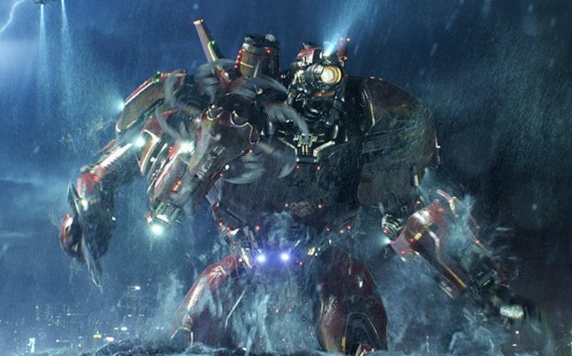 giant robots