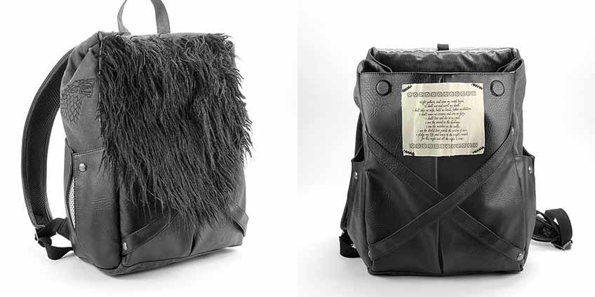 jon snow backpack