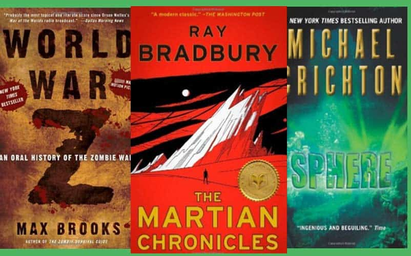 best sci-fi books