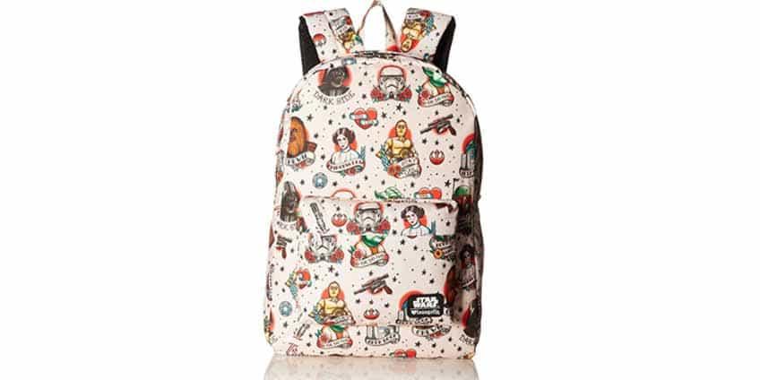 star wars tattoo backpack
