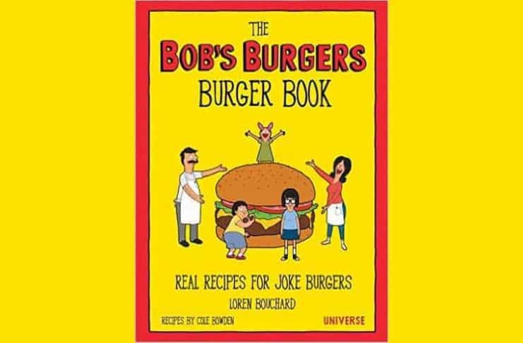 Bob's burgers cookbook