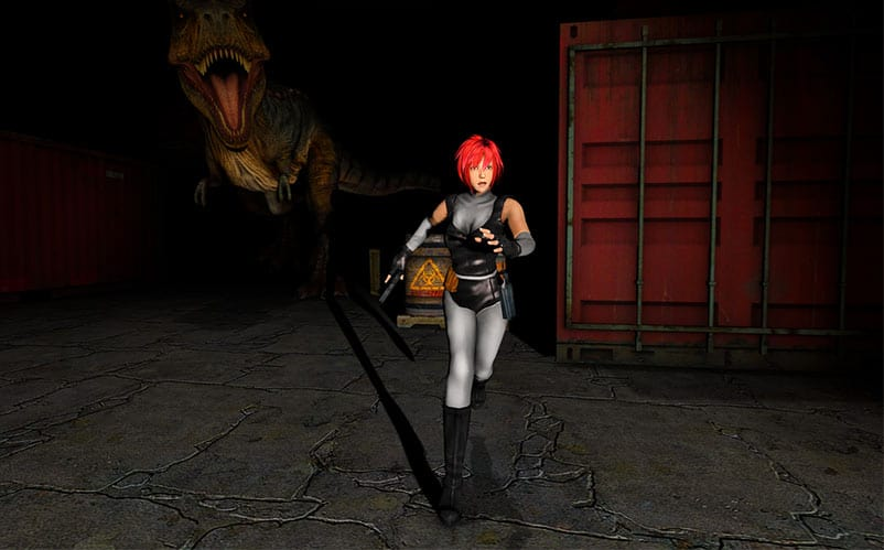 Dino Crisis reboot