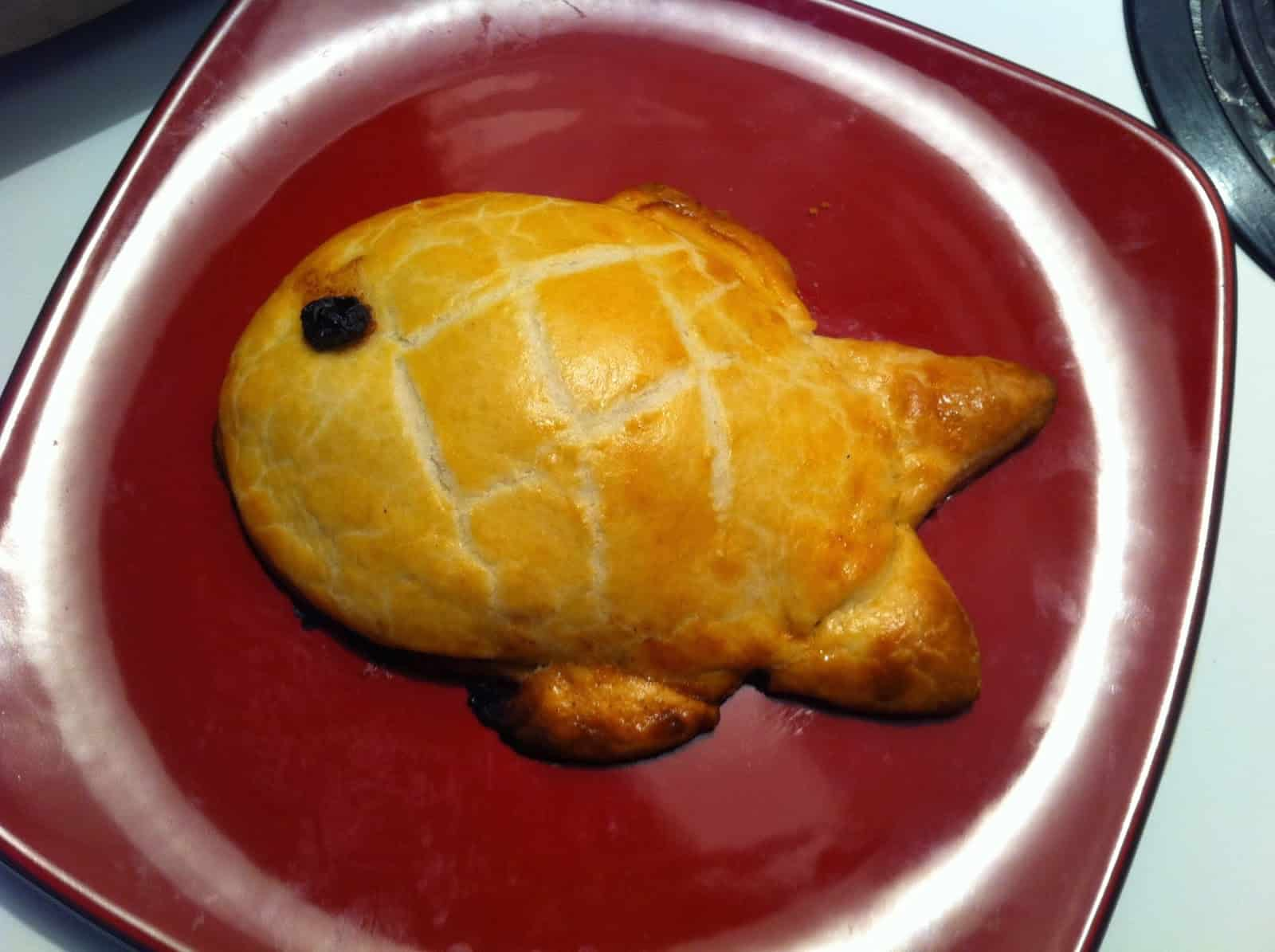 pastry fish recipe from final fantasy xiv