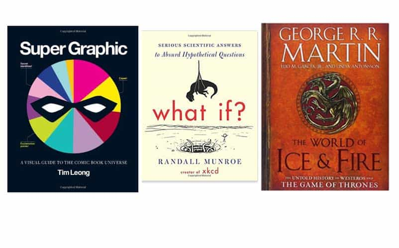 10 Best Coffee Table Books Nerds Will Love
