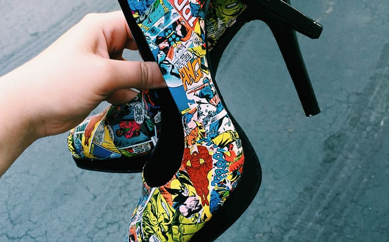 Resultado de imagen de heels book