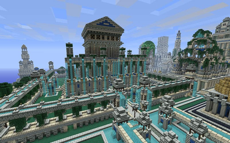 50 Minecraft Creations You Have To See To Believe 2019 Nerd Much