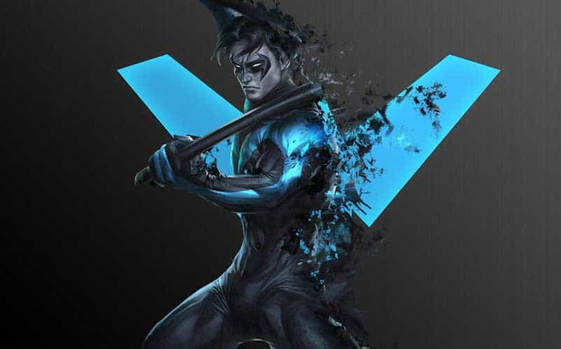 nightwing game
