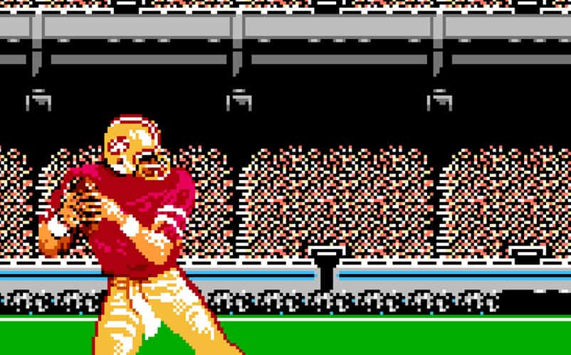 tecmo super bowl reboot