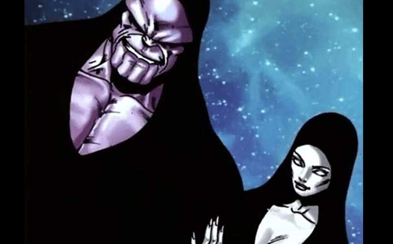 thanos and death relationship outcome