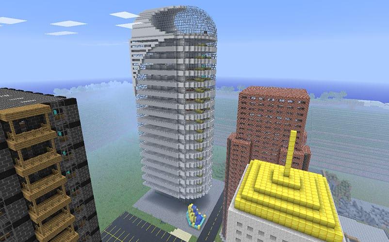 tower minecraft