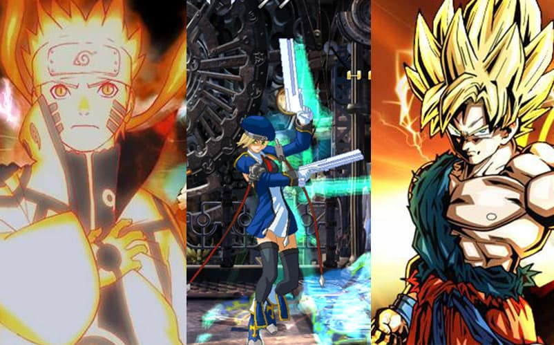 11 Best Anime Fighting Games That Kick Ass 2018