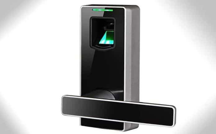 biometric fingerprint lock