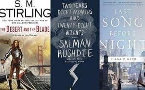 new sci-fi & fantasy books to read
