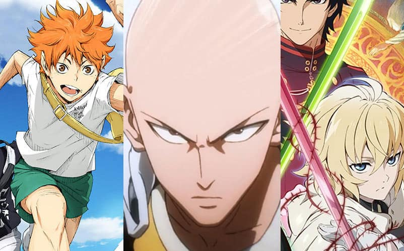 10 Best Fall 2015 Anime to Watch