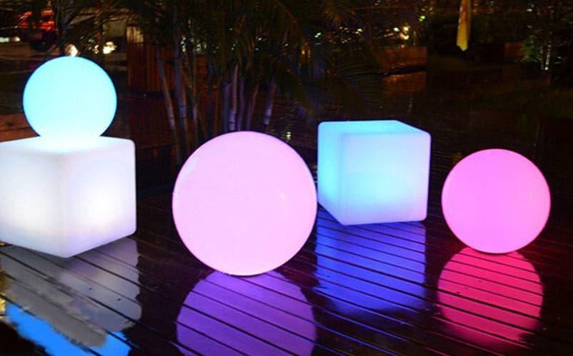 Loftek Rechargeable Led Light Ball