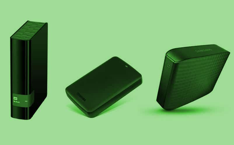Top 3 Best Cheap Xbox One External Hard Drives
