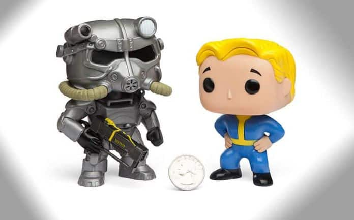 fallout funko pop figures