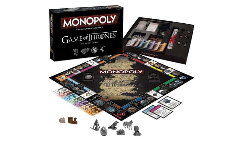 Game of Thrones Monopoly – $36.59