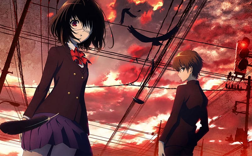 21 Best Horror Anime Of All Time The Scariest Anime 2021