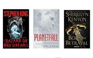 new sci-fi fantasy books to read