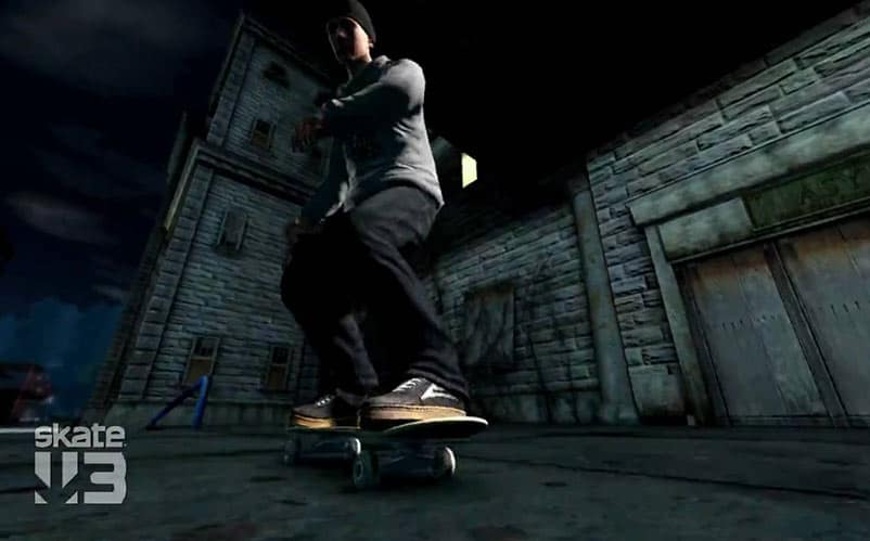 skate 4 night cycle