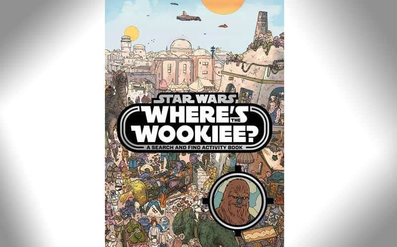 Where's the Wookiee Book – $9.46