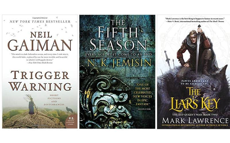 top 23 best fantasy books 2015