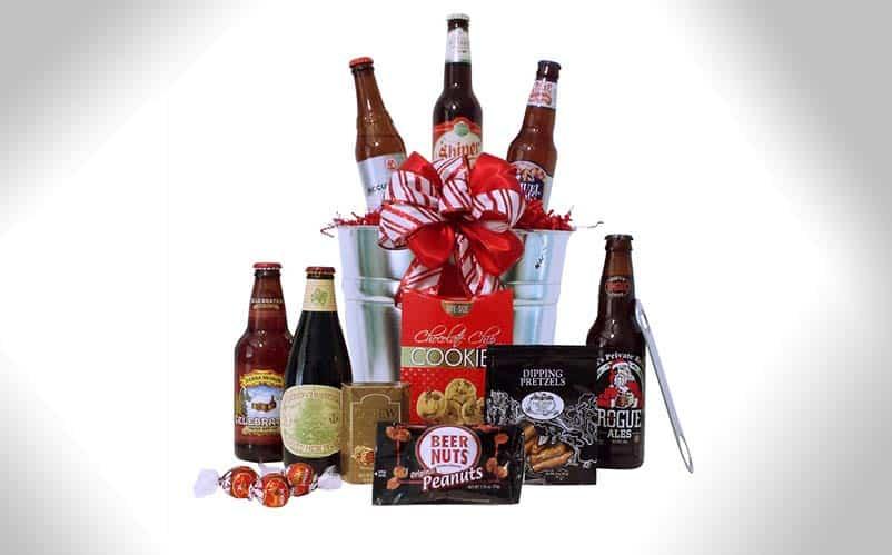 Santa\'s Private Reserve Craft Beer Gift Basket | Nerd Much?