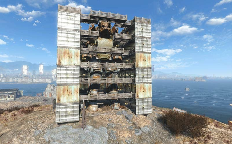Top 7 best fallout 4 settlements so far for Best house designs fallout 4