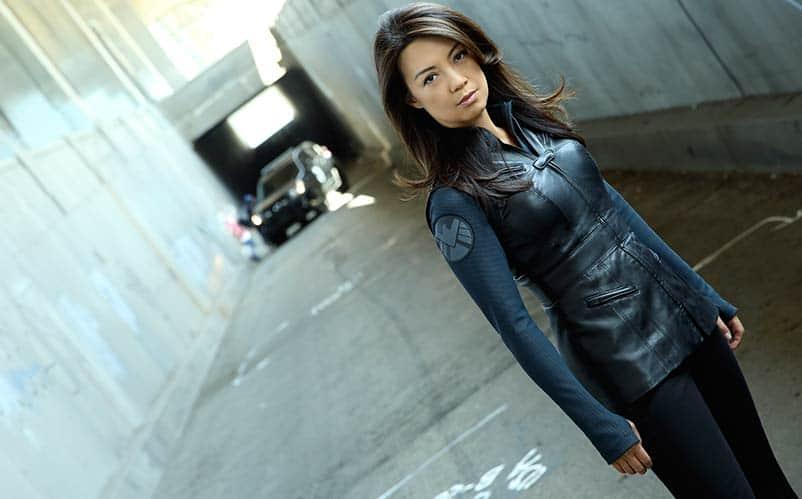 Melinda May agents of shield