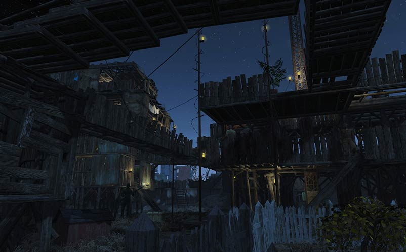 cool fallout 4 settlements