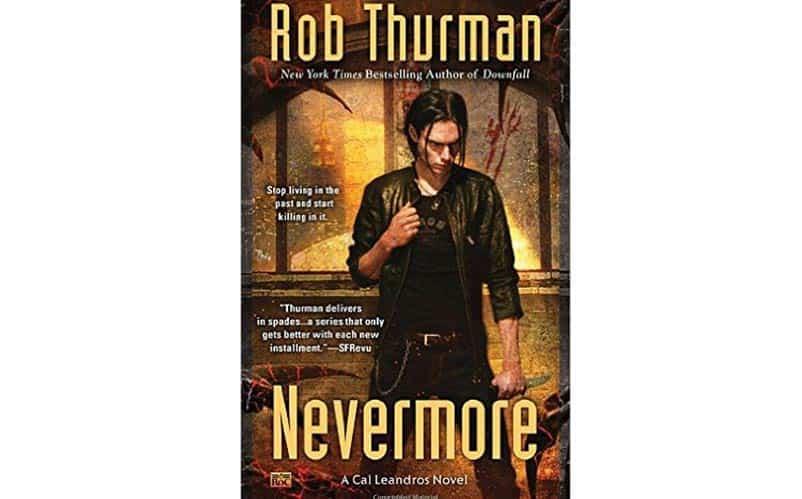 nevermore novel