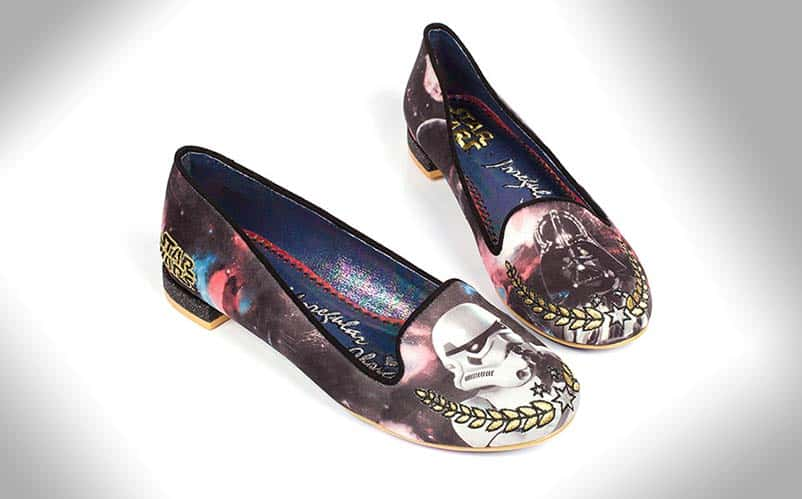 Star Wars Shoes: The Dark Side Flats